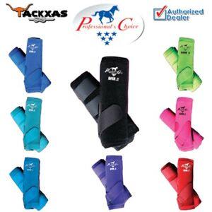 U-Large Professional Choice Tack Smbii Sports Medicine Horse Boots U-0-VX