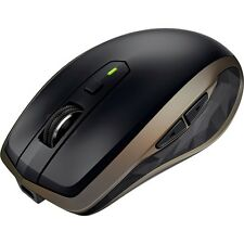 Logitech MX Anywhere 2 Wireless Laser Mouse Bluetooth USB Windows 10 Mac Tablet