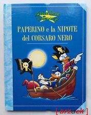 LE GRANDI PARODIE 63 Paperino e la nipote del Corsaro Nero (Bottero)