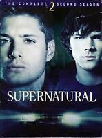 Supernatural : Season 2 (DVD, 2007, 6-Disc Set)R4*Terrific Condition*R4