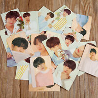 KPOP Love Yourself World Tour Photocard HD Photo Card Poster Lomo Card