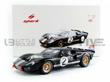 Ford Gt40 Mkii 7.0L V8 #5 Le Mans 1966 Bucknum Hutcherson SHELBY 1:18 SHELBY403