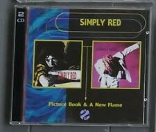 SIMPLY RED - Picture Book & A New Flame - 2 CD