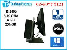"""Dell Optiplex 990 All in One AIO Computer i5 2400 4GB 250GB Windows 10 22"""" LCD"""