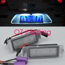 CANbus ERROR Free LED Number Plate White Rego light for Holden HSV VF Commodore