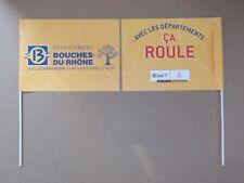 Drapeau Papier Bouche Du Rhône Du Tour De France 2017