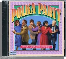 Myron Floren - Polka Party - New 1991 Reader's Digest CD! With Lawerence Welk!