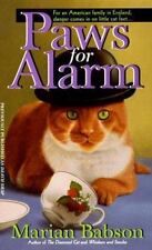 Paws for Alarm Marian Babson Cozy Mystery Combined Shipping Discount