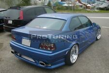BMW 3 ser E36 1991-1999 Coupe Rear Windows Spoiler Lip roof Wing Sport Tuning