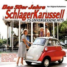 Das 50er Jahre Schlager Karussell von Various Artists (2009)