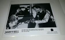 Press Photo ~ Jason Goes To Hell, Allison Smith, Stephen Culp ~ The Final Friday