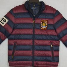 Polo Ralph Lauren Puffer Quilted Down Jacket Coat L Large NWT $228