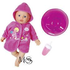 ZAPF CREATIONS My Little Baby Born Potty Training Doll  *  Brand New  *  Toilet