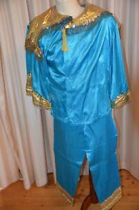 Aus Theaterfundus! Edles chinesisches Kostüm Nr. 18  für Karneval  2-teilg. XXL