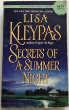 Wallflower: Secrets of a Summer Night Bk. 1 by Lisa Kleypas (2006, Paperback)