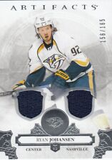 RYAN JOHANSEN NO:90 DUAL JERSEY 156/165 in UD ARTIFACTS 2017-18