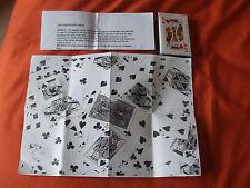 PHOTOCOPY DECK magic card trick plus a FREEcard trick