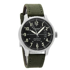 Filson by Shinola Mackinaw Field Men's Watch Stainless Made in USA F0110000301