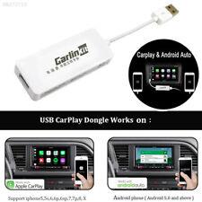 2464 USB Navigation Player MP5 Player Auto Link Dongle Smart Carlinkit White