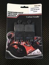Honda SP1 SP2 VTR 1000 RC51 2000 to 2006 PFC Brake Pads 7533 99 Compound Parts