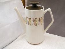 RETRO BESWICK COFFEE POT IN LUNAR PATTERN               1958 ON BASE