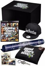 Grand Theft Auto V GTA 5 Collectors Edition (No Codes) PS3 Playstation 3