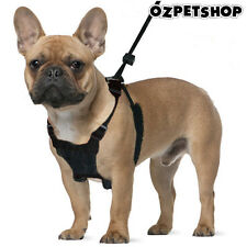 Sporn Mesh Stop Pulling Harness - Small Dog - Black