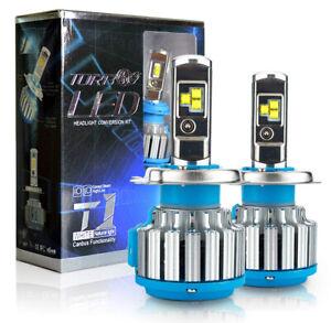 2X T1 Turbo LED 70W Canbus H4 H1 H3 Car Headlight H7 LED H11 9005 9006 Bulb Kit