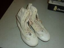 Vintage Wrestling Shoes Nos Deadstock Soport Sport White 1980s/90s No Size?