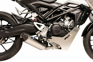 Termignoni Force Exhaust System Honda CB125 R  /F / X Neo Sports Cafe 2018-20