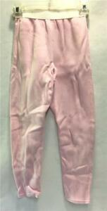 Hot Chillys Youth Pepper Fleece Bottom Pant Light Pink Size Kids XS NEW