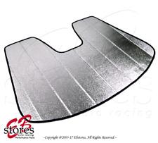 Fit BMW i3 14-17 Custom Made Folding Heat Shield Windshield Sun Visor SunShade