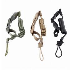 Molle Tactical Strap Anti-Lost Sicherheit Seil Rucksack Zubehör Retractable Seil
