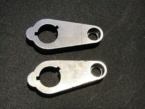 SAAB 9-5 Heater Blend Door Stop Arm Left OR Right  Side Climate Control Arm 2pcs