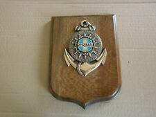 rare cette médaille de table militaire tape de bouche du 4 eme RIMA de Fréjus