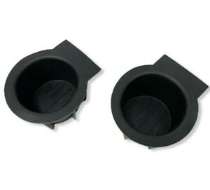 2-PACK Center Console Cup Holder Insert-Front-Fits Navigator Expedition Mark LT
