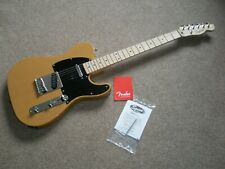More details for fender squier telecaster electric guitar (mint condition)