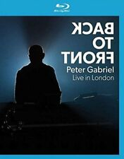 Peter Gabriel - Back To Front - Live In London (NEW BLU-RAY)