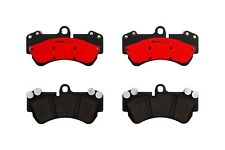 NEW For Porsche Cayenne Volkswagen Touareg 2004-10 Front Disc Brake Pads Brembo