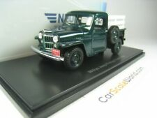 WILLYS JEEP PICK UP TRUCK 1954 1/43 NEO (GREEN)