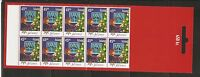 Iceland SC # 1003a Christmas 2003 .Complete Booklets . MNH