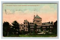 The Yaddo, Spencer Trask's Residence, Saratoga Springs NY c1910 Postcard L23
