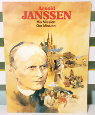 Arnold Janssen: His Mission, Our Mission! Catholic Religious Graphic Novel!
