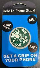 Starbucks Phone Holder Grip socket Mobile Stand Pop Out Socket