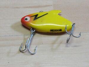 VINTAGE HEDDON SUPER SONIC FISHING LURE