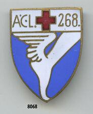 Insigne santé , 268 Ambulance Chirurgicale Légère