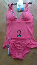 M&S BNWT Ladies Pink Tankini Set, Swimwear, Size 14