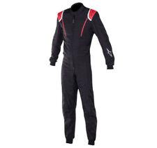 Trajes y monos de karting y racing color principal negro Talla 56