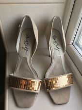 Miss Sixty Evening Shoes UK Size 3, Eu Size 36