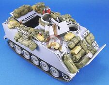 Legend 1/35 M113 APC Armored Personnel Carrier Stowage Set in Vietnam War LF1076